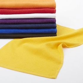 """Terry Loop Hemmed Finger Tip Towel - Colors (11""""x18""""), Price/piece"""
