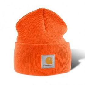 Carhartt Blank 100% Acrylic Watch Hat, One Size Fits All, Price/piece