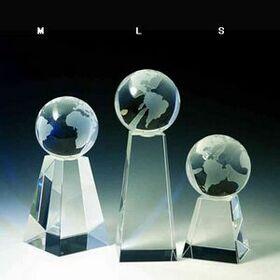Crystal World Tower Award (Sandblasting), Price/piece