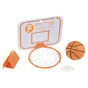 Super Hoopster W/ Soft Basketball & Mounting Clip, Price/piece