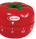 Custom Tomato 60 Minute Kitchen Timer