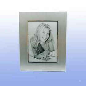 Silver Plated Rectangular Photo Frame (Screened), Price/piece
