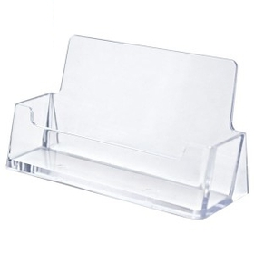 "Horizontal Business Card Holder (3.5""x2""x.75""), Price/piece"