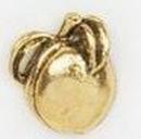 Custom Peach Stock Cast Pin
