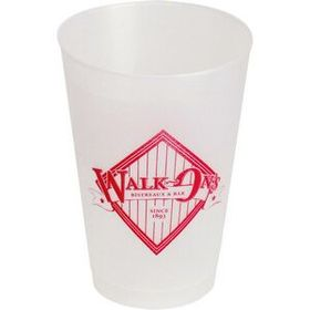 14 Oz. Unbreakable Frosted Tall Tumbler Cup, Price/piece