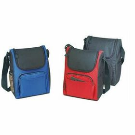 Deluxe Polyester Insulated Lunch Bag, Price/piece