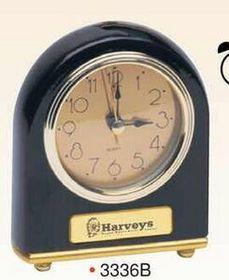 Rosewood Gold Alarm Clock (Screened), Price/piece