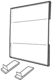"Vertical Side Loading Wall Poster Frame (4""x6""), Price/piece"