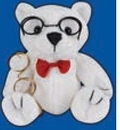 Custom Wire Spectacles for Stuffed Animal