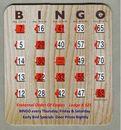 Custom Bingo Cards (Economy)