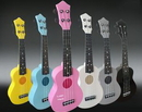 Custom Customized ukulele, 21