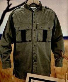 Induna Utility Shirts, Price/piece