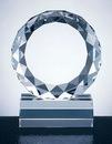 Custom Victory Award - Optic Crystal (5