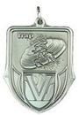 Custom 100 Series Stock Medal (Trap) Gold, Silver, Bronze