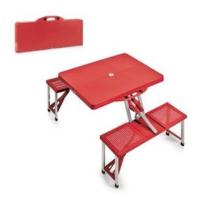 Folding Picnic Table w/ Four Seats (Solids), Price/piece