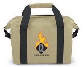 "12 Pack Premium Duck Cooler Bag (14 3/4""x9 3/4""x6 5/8""), Price/piece"