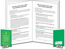 Custom Folded & Staple-Bound 8 Page Booklet (5 1/2