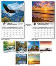 Custom Stock Apron Wall Calendar, 11