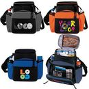 Custom Sport Edition Insulated 12 Pack Cooler 10