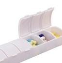 Custom Seven Day Pill Box