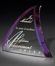 Custom Medium Trident Award