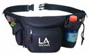 Custom All in One Fanny Pack with Mesh Pocket & Bottle Holder