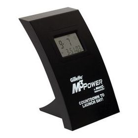 Wall/ Desk Countdown LCD Clock, Price/piece