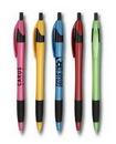 Custom The Satin Finish Gripped Slimster Pen
