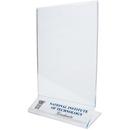Custom Vertical Single Sided Side Loading Frame (5