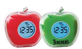Talking Apple Alarm Clock, Price/piece