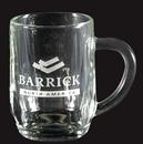 Custom Glass Haworth Mugs - 10 Oz.