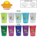Custom 17 Oz. Sun Fun Stadium Cup (Full Color Digital)