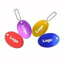 Custom Oval Shape Aluminum Pet ID Tags, 1 1/2