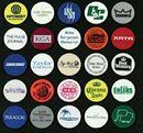 Custom Quarter Sized Golf Ball Marker w/2 Color Imprint (15/16