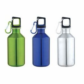 17 Oz. Stainless steel Bottle (Screened), Price/piece