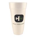 Custom 24 Oz. Beverage Foam Cup