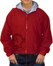 Youth Boulder Jr. Hooded Jacket (Blank)