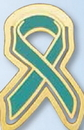 Alzheimer's Disease Awareness Ribbon Bookmark