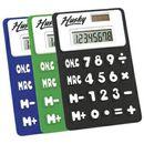 Custom Flippy Floppy Solar-Powered Calculator