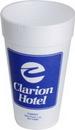 Custom 20 Oz. Beverage Foam Cup