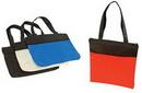 Custom Non-Woven Tote Bag with Zipper (15