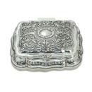 Custom Antique Square Jewelry Box