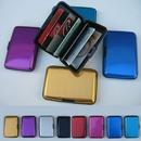 Custom Credit Card/Business Card Snap On Aluminum Case Credit Card/Business Card Snap On Aluminum Case@, 4