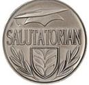 Custom 500 Series Stock Medal (Salutatorian) Gold, Silver, Bronze