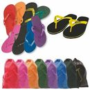 Custom Adult Thong Flip Flops