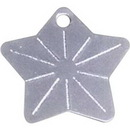 Custom Amcraft - Medium Star Pet / ID Tag (1 1/6