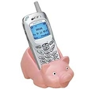 Custom Pig Cellphone Holder