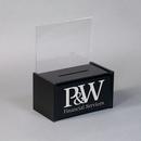 Custom Clear Acrylic Suggestion Box