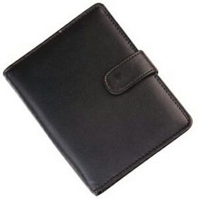 Leather Pocket Book Solar Calculator (Screen), Price/piece