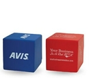 Custom Small Cube Stress Reliever Squeeze Toy